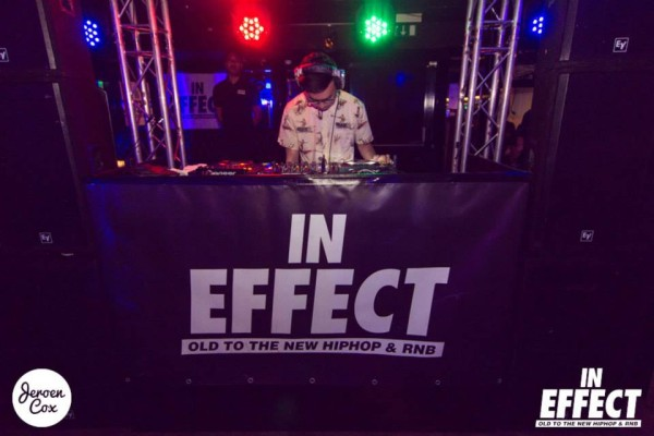 In Effect x The Opening Party